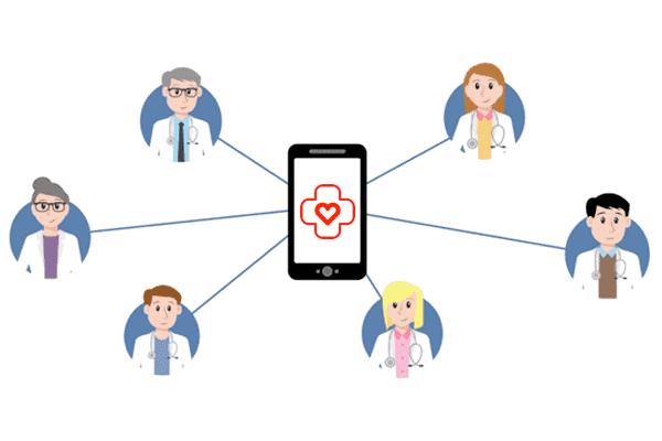 Medic Chat - doctori conectati prin telefon